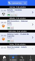 Screenshot of Futbol TV - Deportes TV