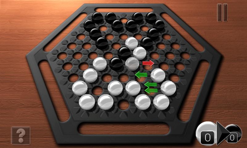 Abalone - screenshot