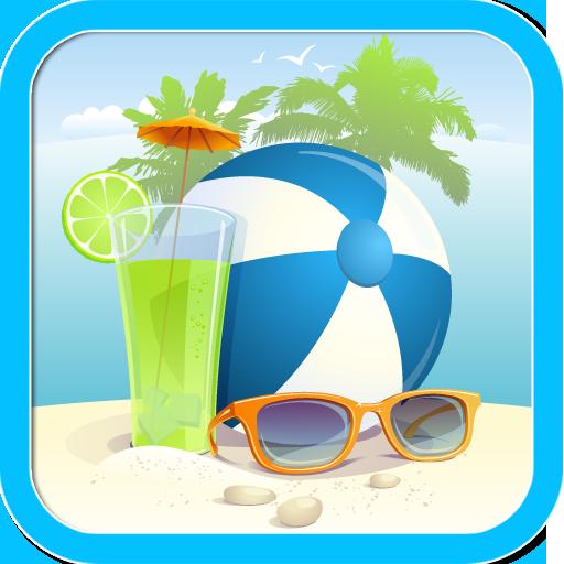 アイスティーのビーチ 角色扮演 App LOGO-硬是要APP