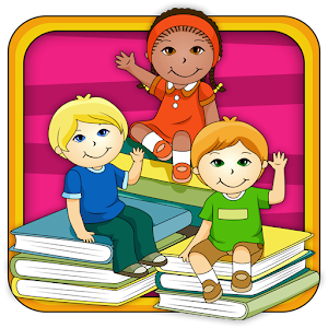 Kids Story Books 書籍 LOGO-玩APPs