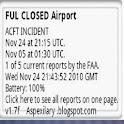Air Traffic Control Status US logo