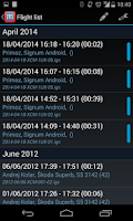 Screenshot of SeeYou IGC Flight Recorder