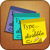 Type and Scribble Notes