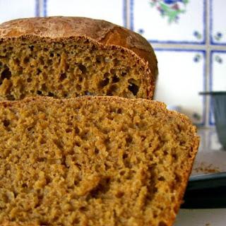Oatmeal Molasses Batter Bread