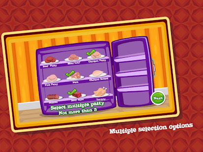 Burger Maker : Cooking Game - screenshot thumbnail