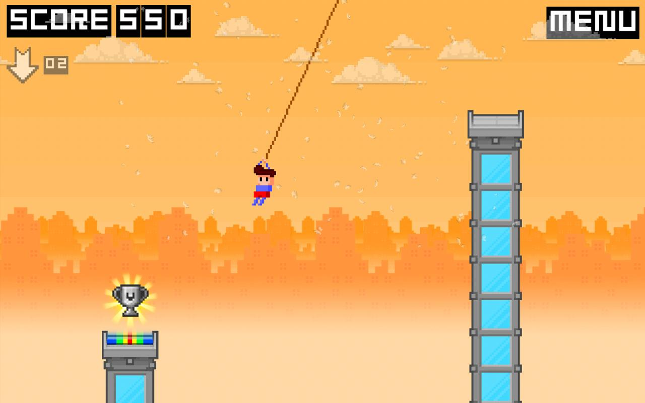 Dot Hang-Man- screenshot