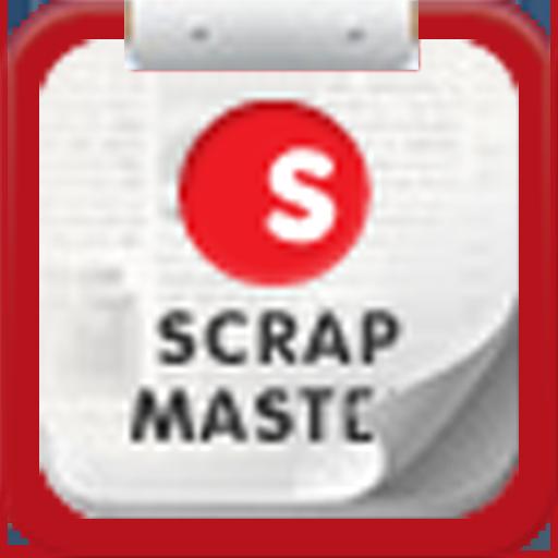 스크랩마스터 Tablet 新聞 App LOGO-硬是要APP