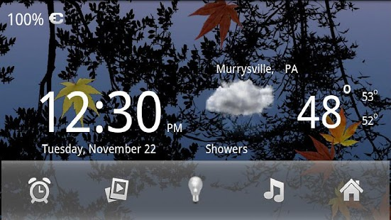 Desk Clock Plus- screenshot thumbnail