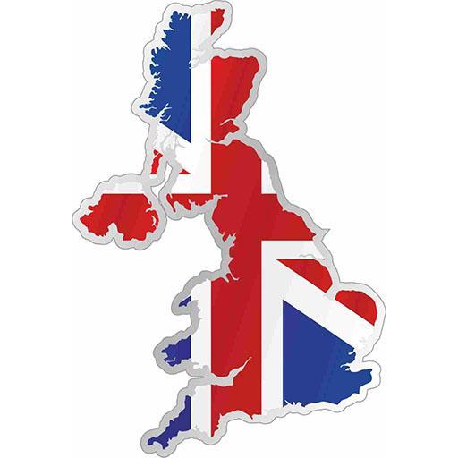 UK Citizenship Test PASS LOGO-APP點子