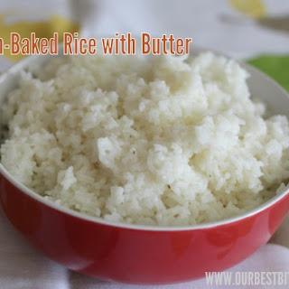 Stovetop Rice.