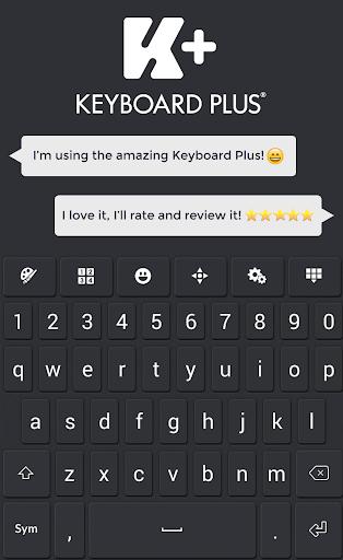 键盘加应用