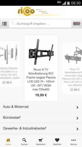 Ricoo.eu Online-Shop