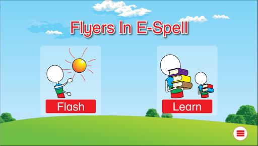 Flyers In E-Spell