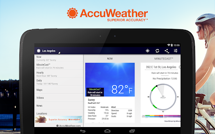 AccuWeather Screenshot 3