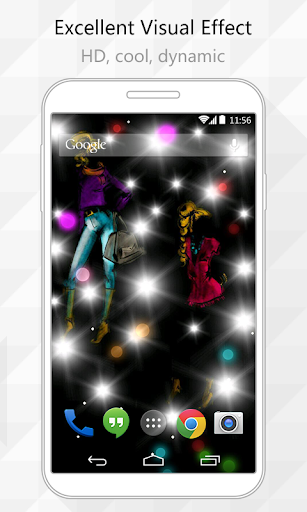 玩個人化App|Disco Live Wallpaper免費|APP試玩