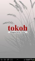 Screenshot of Tokoh for Android