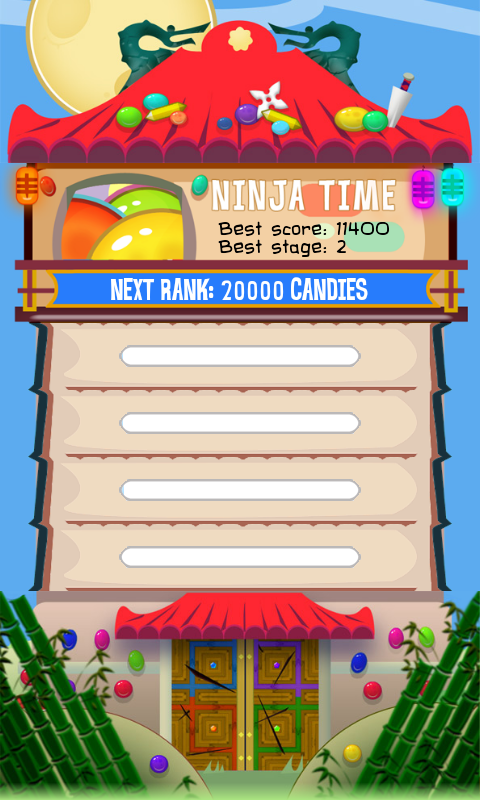 Jewels Ninja- screenshot