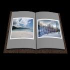 Fotobuch 3D Live Wallpaper icon