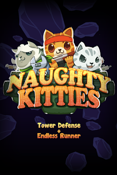 Naughty Kitties - Cats Battle
