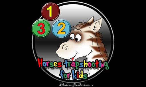 horses and turkey shoot