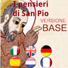 I pensieri di san Padre Pio icon