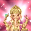 Ganesha live wallpaper free icon