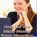 How Do You Make Money From Blo logo