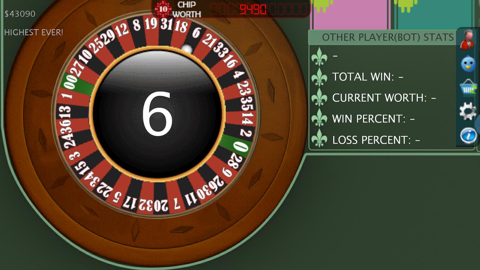 Roulette Royale - Casino - screenshot
