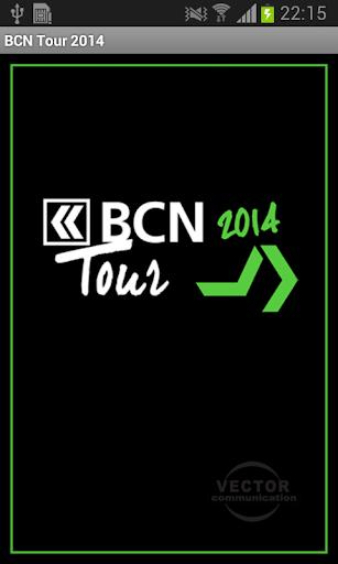 BCN Tour 2014