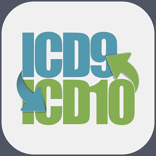ICD 9-10 LOGO-APP點子
