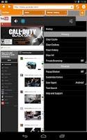 Screenshot of Nova Private Browser Free