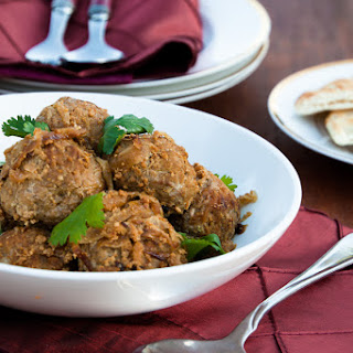 Kofta Curry – Luscious Curry of Baked Meat Balls