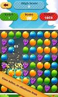 Screenshot of Fruit Smasher