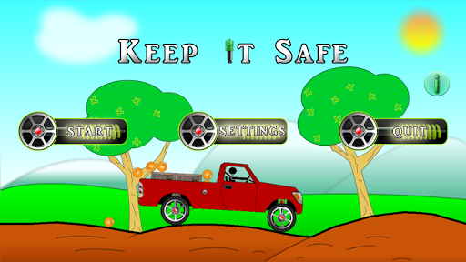 玩免費賽車遊戲APP|下載Keep It Safe: hill racing game app不用錢|硬是要APP