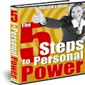 The 5 Steps to Personal Power! logo