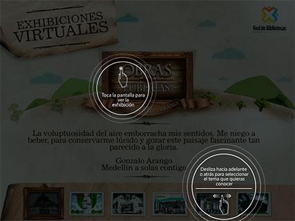 Exhibiciones Virtuales