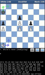 DroidFish Chess - screenshot thumbnail