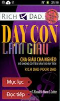 Screenshot of Dạy con làm giàu full