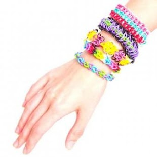 Rainbow Loom Band Designs