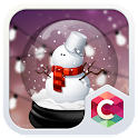 Xmas Snowman Launcher Theme icon