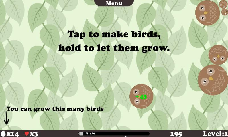 Chirp Chirp - screenshot