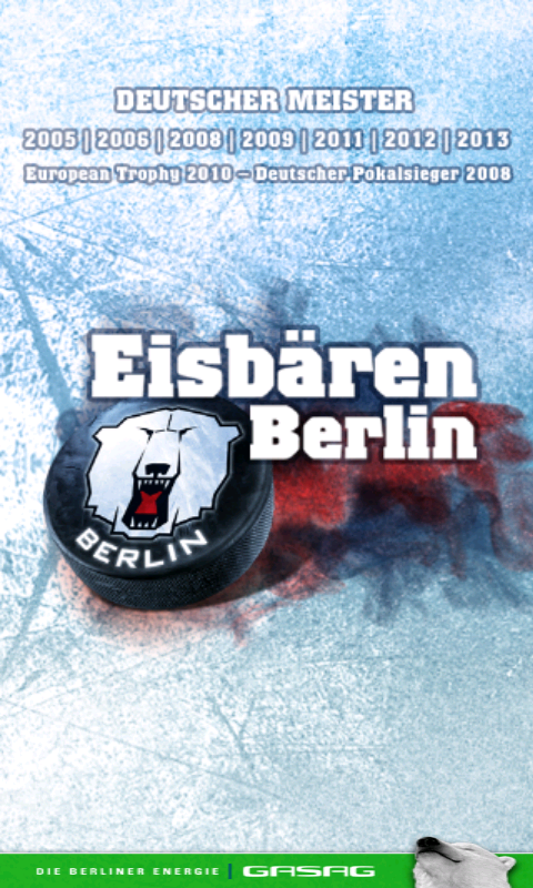 Eisbären Berlin - screenshot