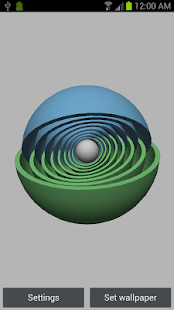 3D Super Sphere Free- screenshot thumbnail