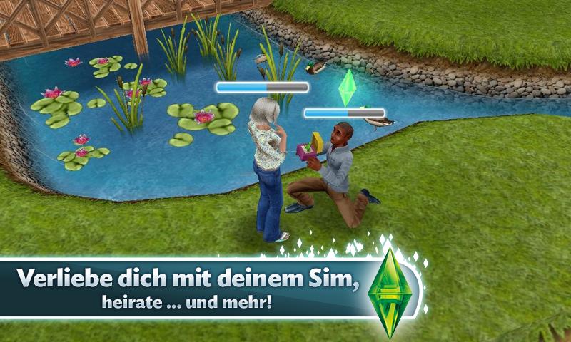 Die Sims™  FreePlay - screenshot