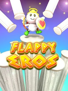 Flappy Eros- screenshot thumbnail
