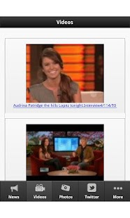 Audrina Patridge - screenshot thumbnail