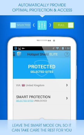 Hotspot Shield ELITE VPN 3.2.2 Proper APK