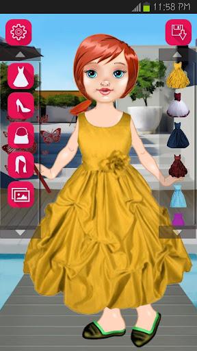 Dress Up Baby Princess