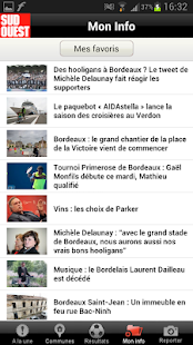 Sud Ouest - screenshot thumbnail