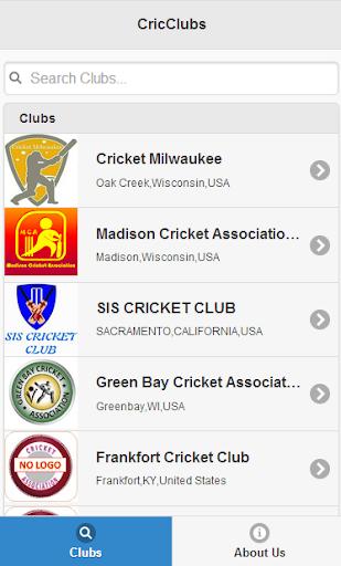 【免費運動App】Cricclubs Mobile-APP點子